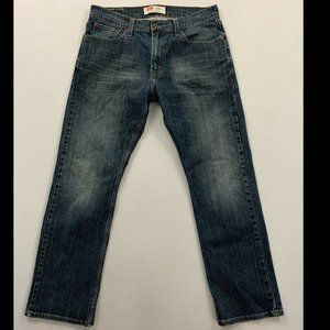 Levi's 514 Men's Blue Slim Straight Leg Jeans 33